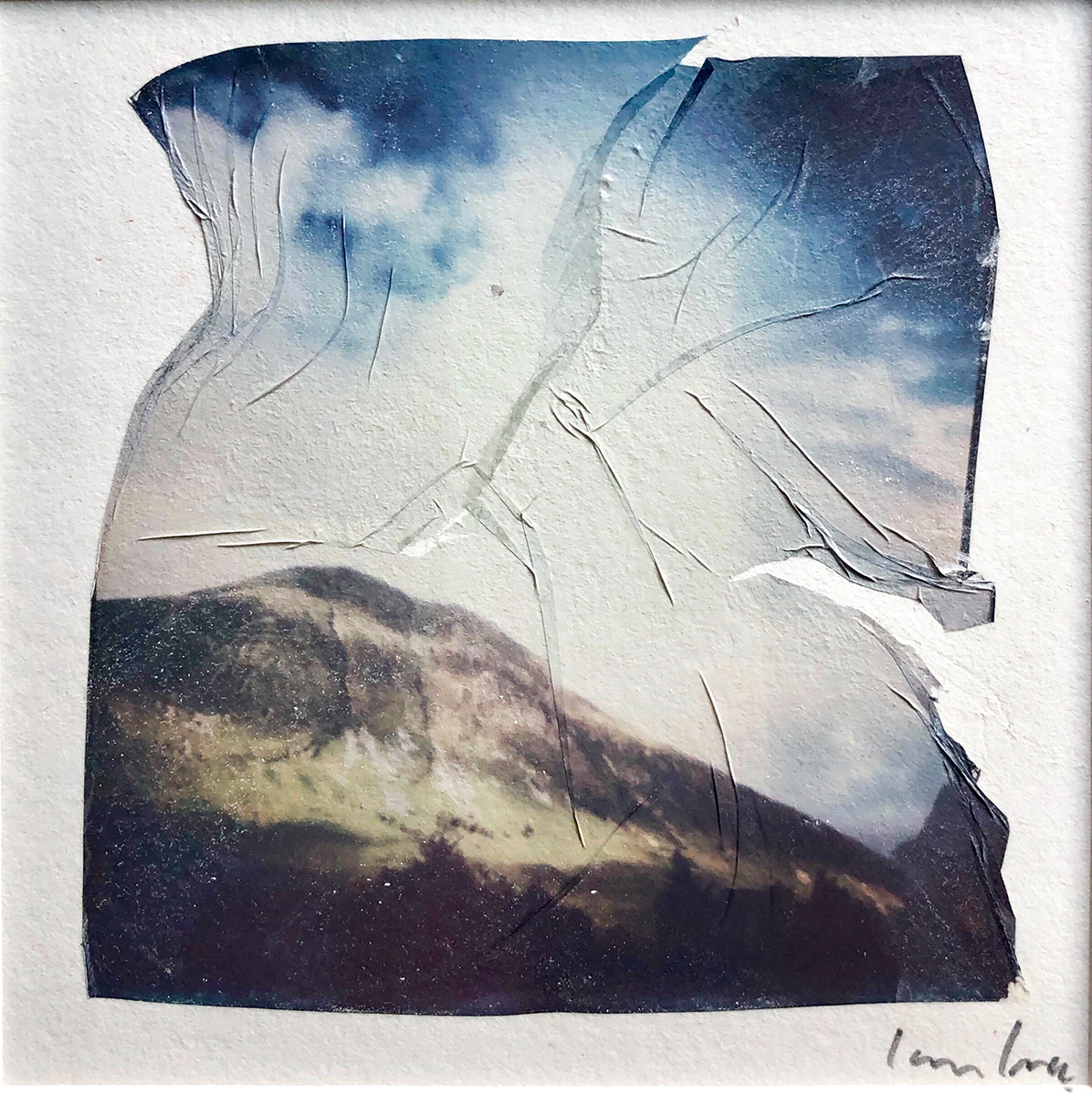 polaroid emulsion lift
